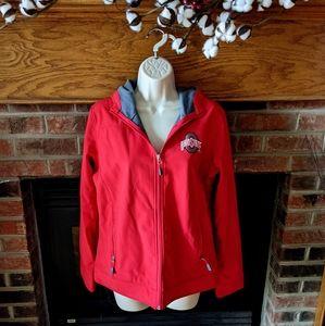 Scarlett and Gray OSU jacket women's size medium